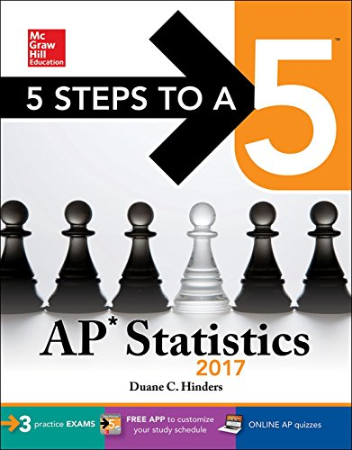 5 Steps to a 5 AP Statistics 2017 - Corey Andreasen, Duane C. Hinders, DeAnna Krause McDonald