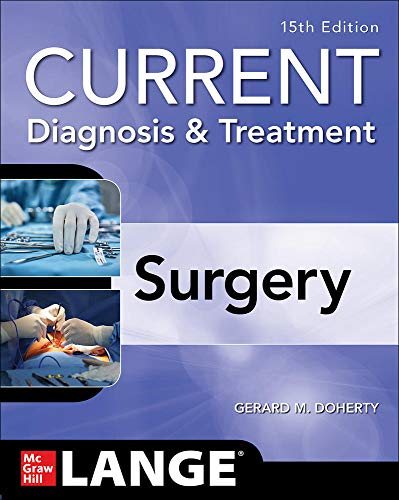 Current diagnosis & treatment [electronic resource] : surgery / edited by Gerard M. Doherty.