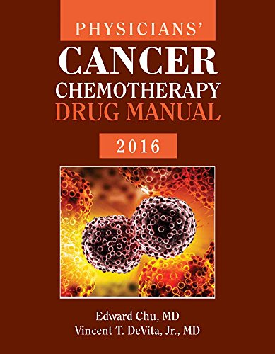 PHYSICIANS' CANCER CHEMOTHERAPY DRUG MANUAL 2016, 16ED
