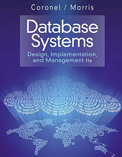 PDF Database Systems Design Implementation Management 11th edition