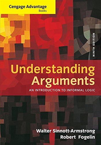 PDF Understanding Arguments An Introduction to Informal Logic 9th edition