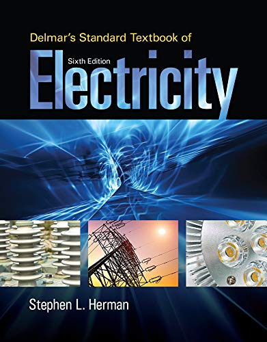Delmar's Standard Textbook of Electricity Book Cover Picture