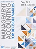 Management Accounting for Decision Makers 9th edition with MyAccountingLab