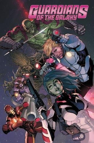 Guardians of the Galaxy by Brian Michael Bendis Omnibus Vol. 1