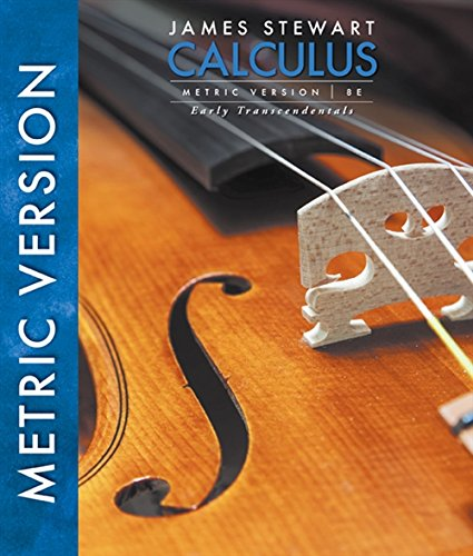 Cover of Calculus Early Transcendentals