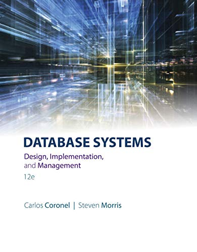 PDF Database Systems Design Implementation Management 12th Edition