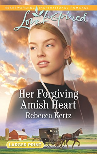 Her Forgiving Amish Heart [Paperback]
