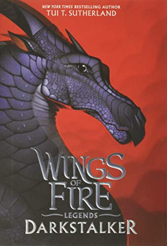 Darkstalker (Wings of Fire: Special Edition) - Tui T. Sutherland