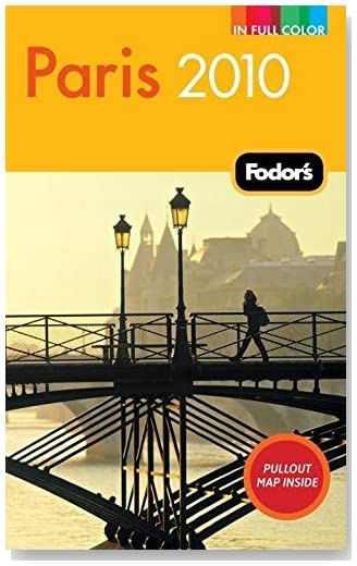 Fodor's Paris 2010