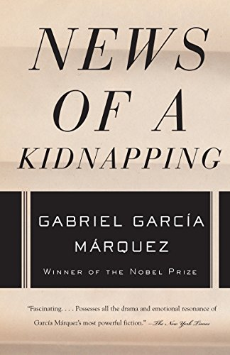 News of a Kidnapping (Vintage International), by Márquez, G.
