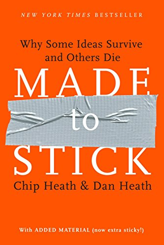 Made to Stick Book Cover Picture