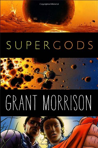 Supergods cover