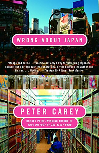 Wrong About Japan, Carey, Peter