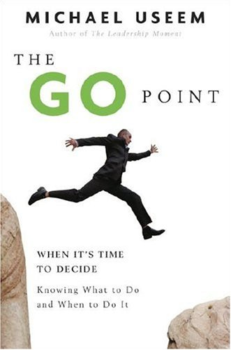 Buy the book Michael Useem , The Go Point