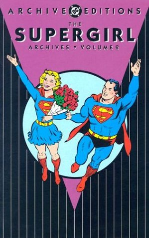 The Supergirl Archives Vol. 2 Cover