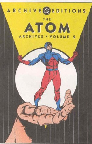 The Atom Archives Vol. 2 Cover