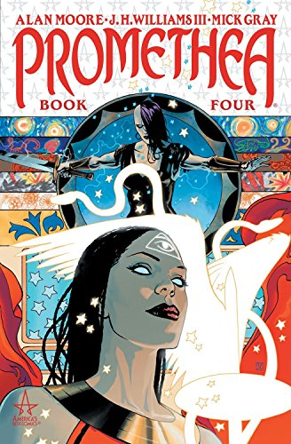 Promethea Book 4 cover