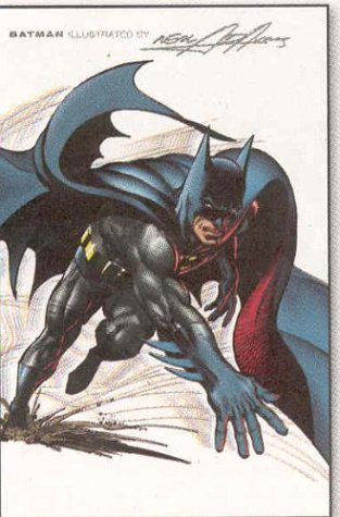 Batman Illustrated by Neal Adams Vol. 1 Cover
