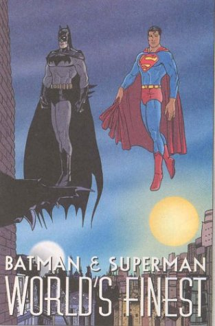 Batman & Superman: World's Finest cover