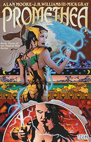 Promethea Book 3 cover