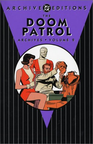 The Doom Patrol Archives Vol. 2 Cover