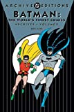 Batman in the World's Finest Archives