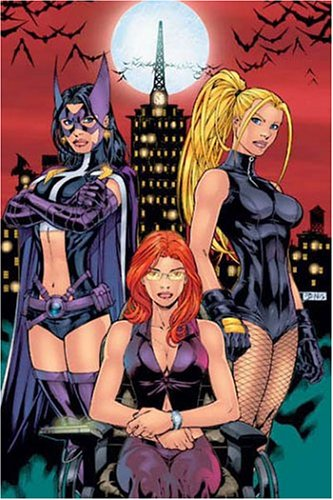 Birds of Prey cover