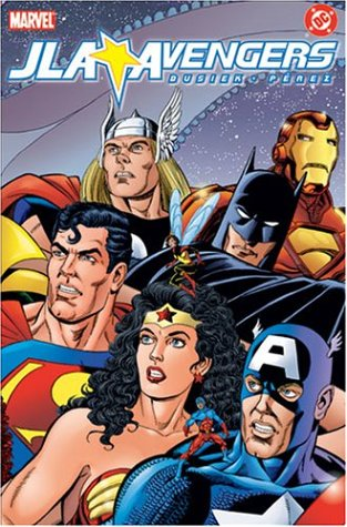 JLA / Avengers: Collector's Edition Cover