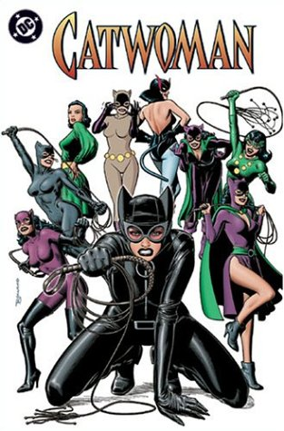 Catwoman: Nine Lives of a Feline Fatale cover