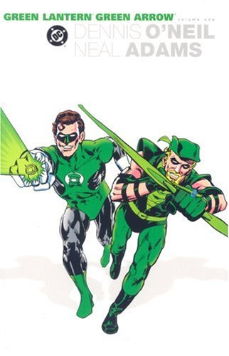 Green Lantern / Green Arrow Vol. 1 Cover