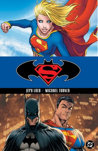 Superman/Batman: Supergirl cover