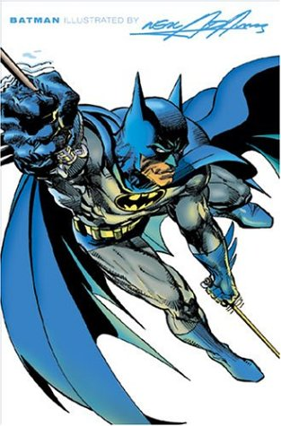 Batman Illustrated by Neal Adams Vol. 2 Cover