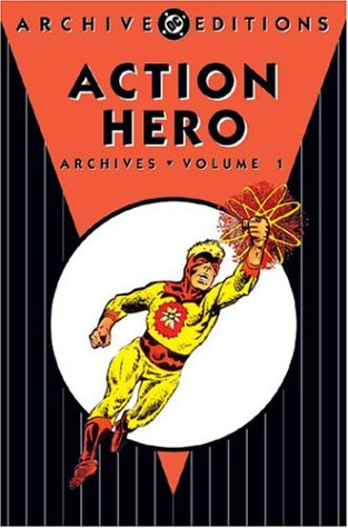 The Action Heroes Archives Vol. 1 Cover