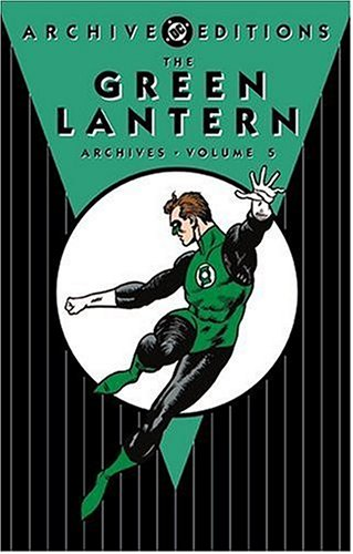 The Green Lantern Archives Vol. 5 Cover