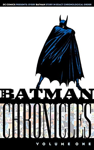 Batman Chronicles, Vol. 1