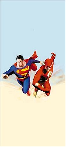 Superman vs. the Flash cover