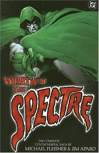 Spectre: Wrath of the Spectre Cover