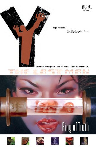Y: The Last Man, Vol. 5: Ring of Truth