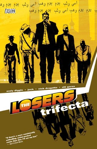 The Losers Volume 3 cover