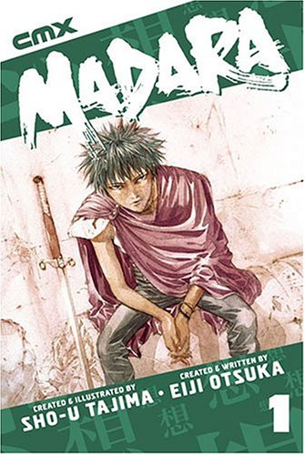 Madara Book 1 cover