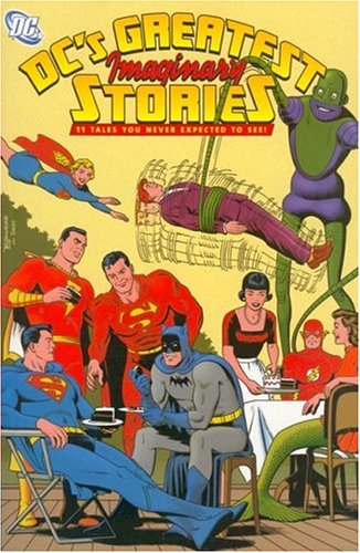 DC's Greatest Imaginary Stories cover