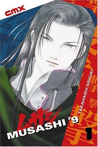 Musashi #9 Book 1 cover