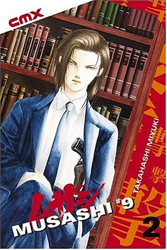 Musashi #9 Book 2 cover