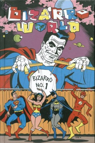 Bizarro World cover