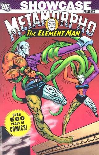 Showcase Presents: Metamorpho Cover