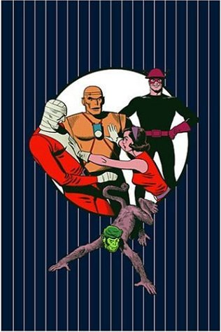 The Doom Patrol Archives Vol. 3 Cover