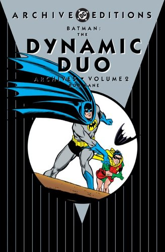 Batman: The Dynamic Duo Archives Vol. 2 Cover