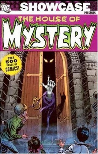 Showcase Presents: House of Mystery Vol. 1 Cover