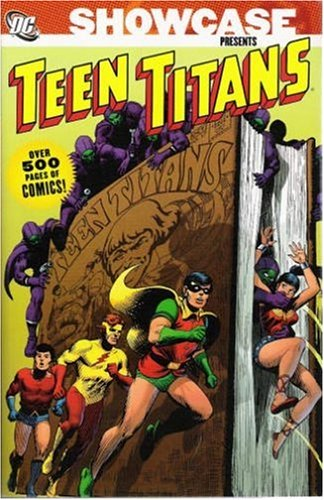 Showcase Presents: Teen Titans Vol. 1 Cover