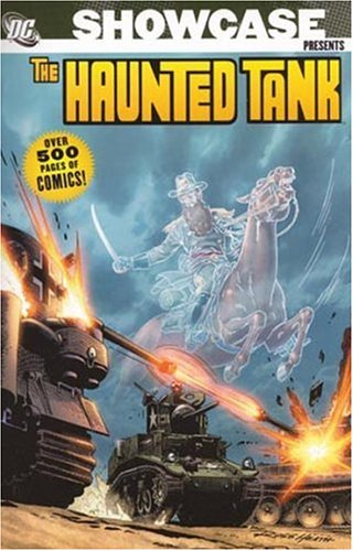 Showcase Presents: Haunted Tank Vol. 1 Cover